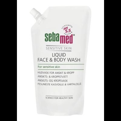 Sebamed Face & Body Wash Refill 1000 ml