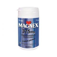 Magnex 375 mg 70 tabl