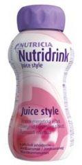 NUTRIDRINK JUICE STYLE MANSIKKA X4X200 ML